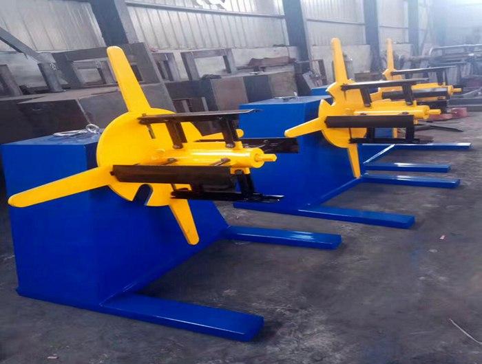 5-15 Hydraulic Decoiler
