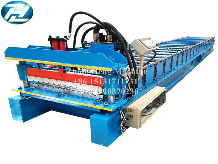 Africa Hot Sale 762 Corrugated Sheet Forming Machine