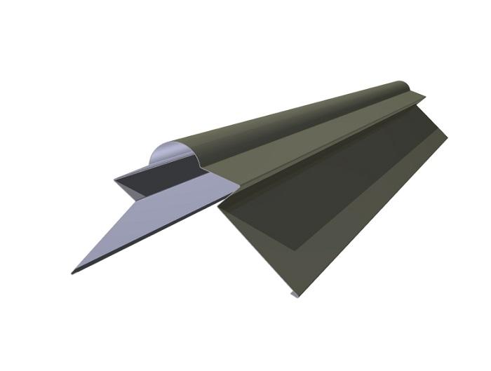 Automatic Metal Ridge Cap Roll Former