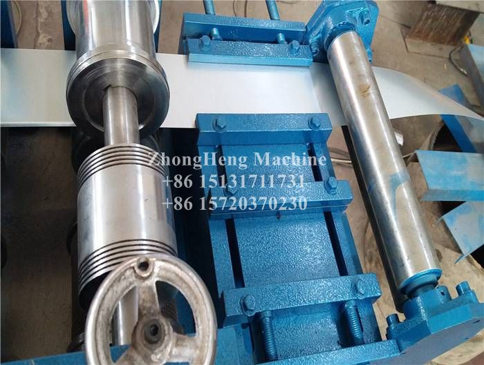 Top Hat Roof Battens Roll Forming Machine