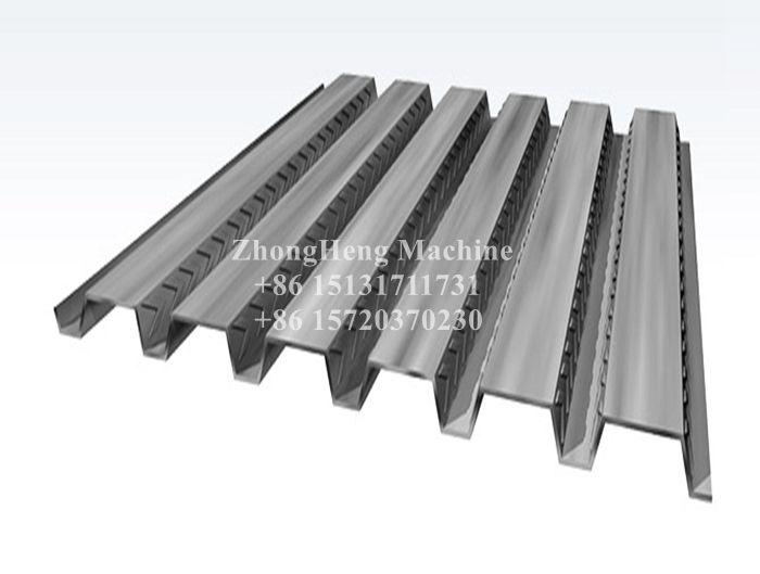 Three in one Steel Floor Decking Roll Forming Machine