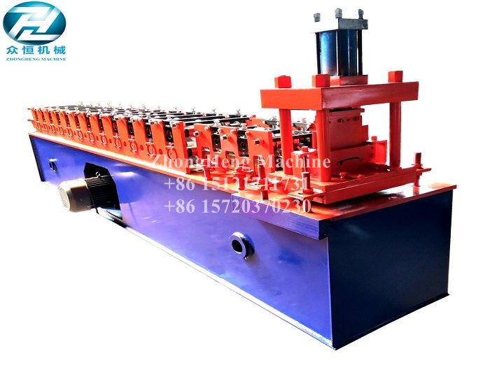 Introduction of Steel Rolling Shutter Slat Roll Forming Machine