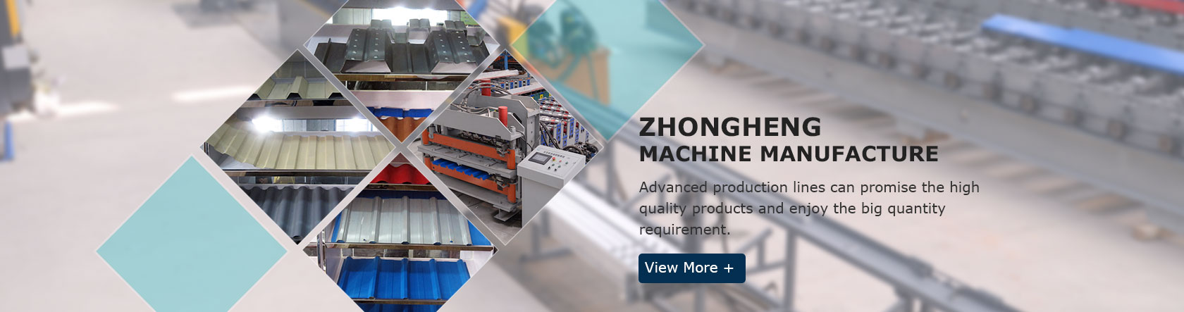 roll forming machine application